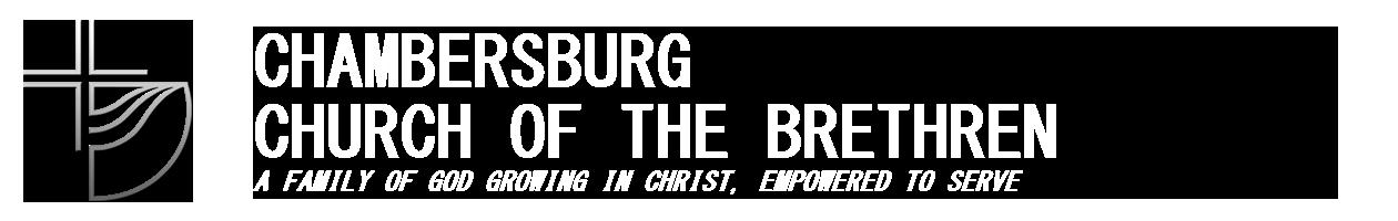 Chambersburg Church of the Brethren Logo