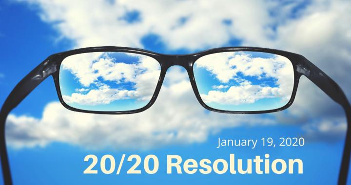 20/20 Resolution